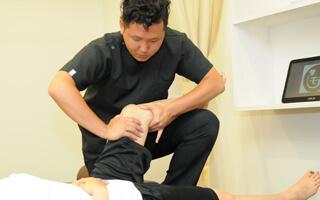 ひざの痛みについてイメージ