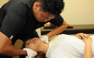寝違えの治療内容・施術方針イメージ