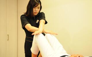 O脚、X脚の治療内容・施術内容イメージ