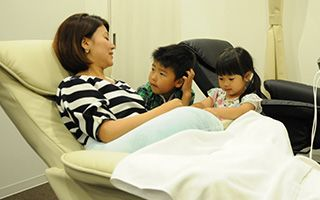 産後矯正の治療内容・施述方針イメージ