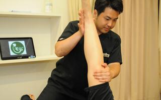 手足のしびれの治療内容・施術方針イメージ